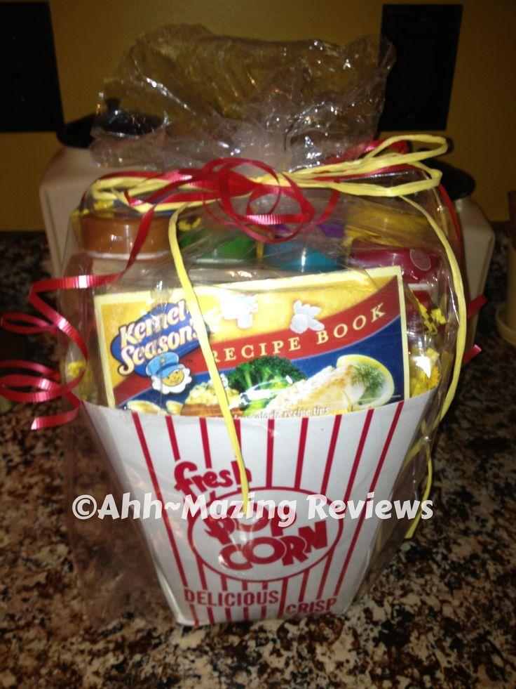 Kernel Season's Popcorn Seasoning {Review & Giveaway – US Only}