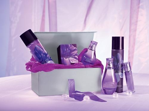 Parfumski set So Elixir Purple