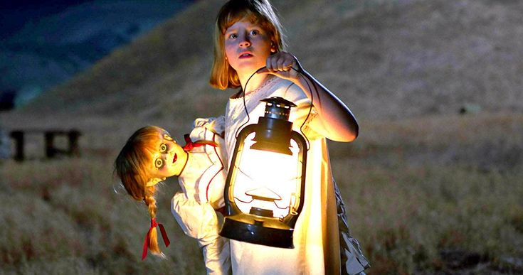 Annabelle 2 Scores Rare 100% on Rotten Tomatoes -- New Conjuring spin-off sequel Annabelle Creation surprises critics after a dismal first outing arrived back in 2014. -- http://movieweb.com/annabelle-2-review-fresh-score-rotten-tomatoes/