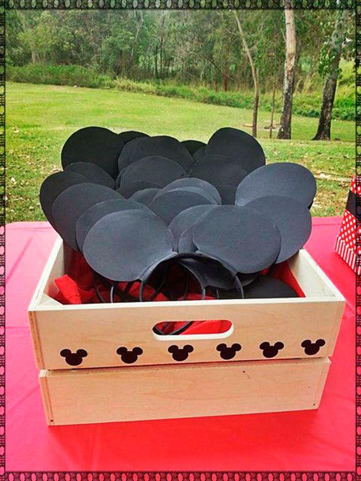 80 ideias para festa do Mickey Mouse - Dicas da Japa                                                                                                                                                                                 Mais