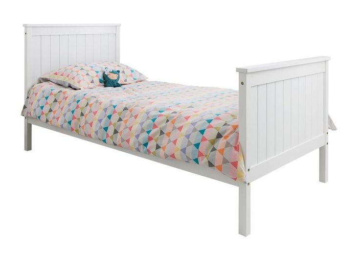 Noa And Nani Single Portland Bed Frame