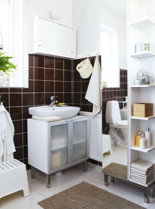 KALKGRUND Perie WC/suport, Crmt. Ikea BathroomBathroom ...