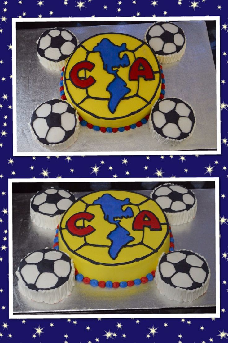 37 best el america team images on Pinterest | Club america, Birthday ...