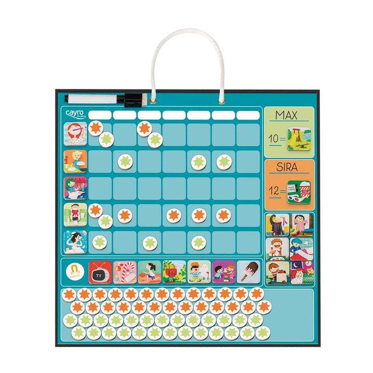 13 best calendrier semainier images on pinterest organisation organizations and montessori - Organisation m u00e9nage quotidien ...