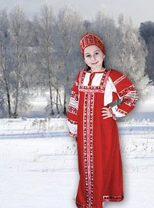 Russian clothing
