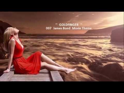 GOLDFINGER 007  James Bond  Movie Theme   park yongmin