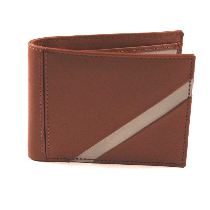Leather Zip Around Wallet - In The Microscope Zip by VIDA VIDA SW1KLu5v8l