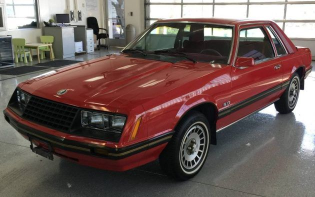 Like New 1979 Ford Mustang 5.0 #Survivors #Mustang - http://barnfinds.com/like-new-1979-ford-mustang-5-0/