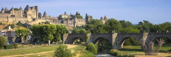 Carcassone Hotels & Accommodation, Languedoc-Roussillon