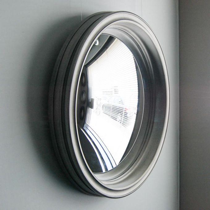 Dutch Inspiration Cruyf Decorative Convex Mirror from Reflecting Design