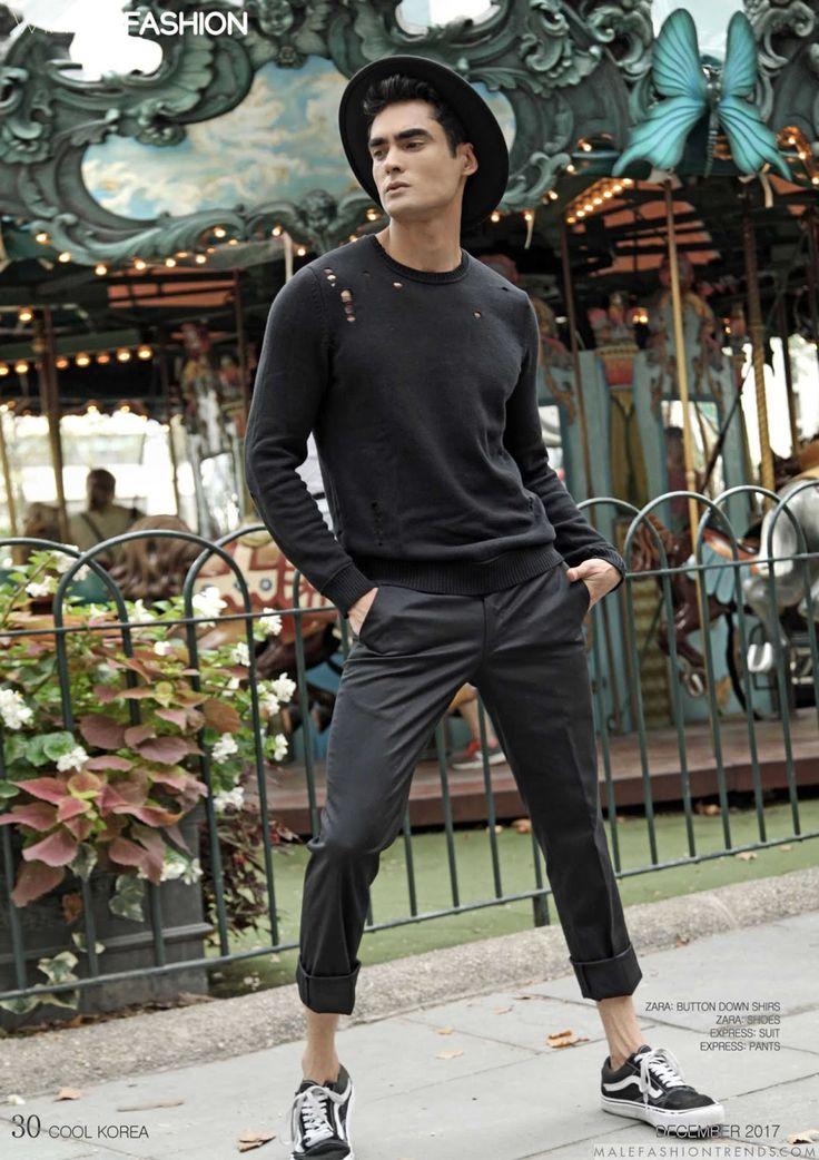 Felipe Santos for COOL Korea Magazine