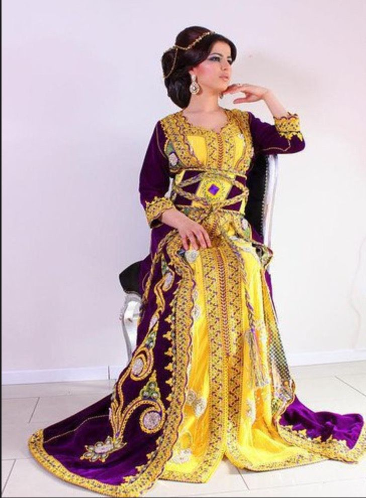 61 best Moroccan Caftan images on Pinterest | Caftans, Blog page ...