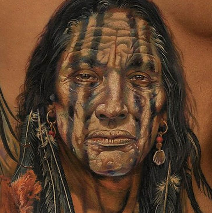 Dmitriy samohin tattoo pinterest amazing tattoos for How to become a tattoo artist in india