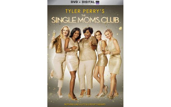 From critically acclaimed filmmaker Tyler Perry comes the heartwarming comedy film 'The Single Moms Club', arriving on DVD and Blu-ray on Tuesday, July 22, 2014. Cast: Nia Long, Amy Smart, Cocoa Brown, Terry Crews, William Levy, Wendi McLendon-Covey, Ryan Eggold, Zulay Henao, Eddie Cibrian and Tyler Perry.