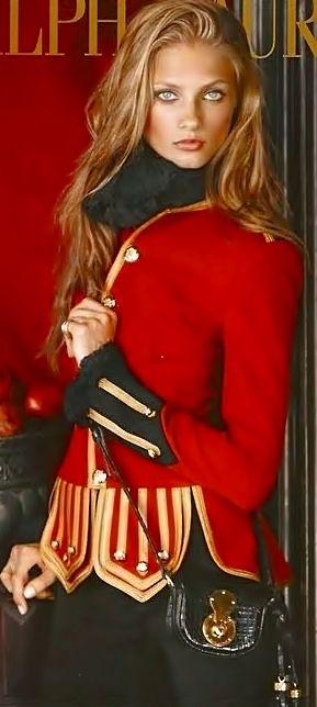 Ralph Lauren - Haute in London ❤