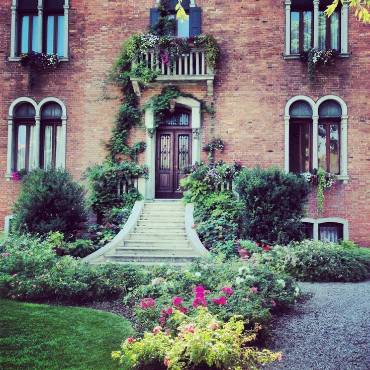 La location della cena, Villa Ines al Lido di Venezia il 26 ottobre 2013.