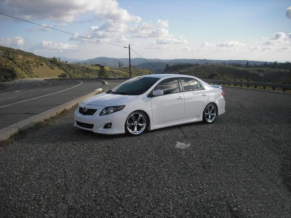 Southwestengines Modified Toyota Corolla 2009 Modified