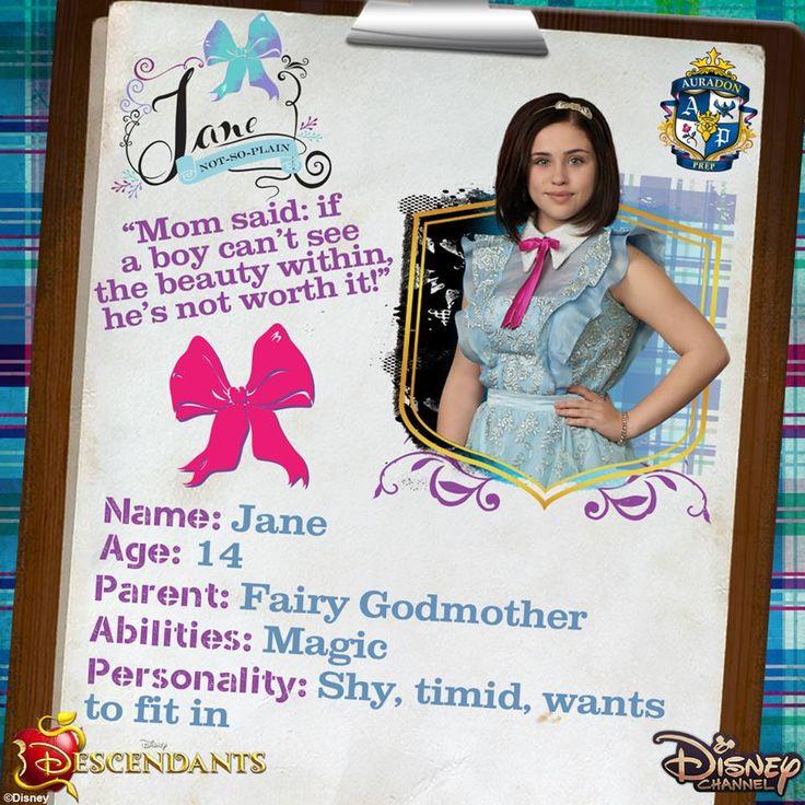 Meet Jane