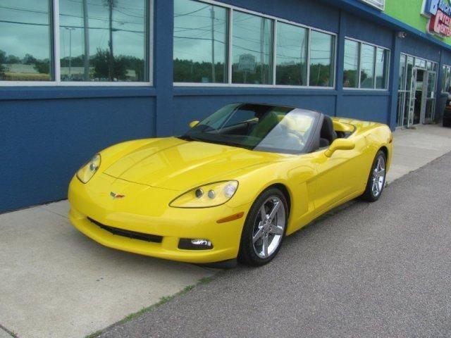 Used 2006 Chevrolet Corvette for Sale in Brockton MA 02301 Veracka Motors