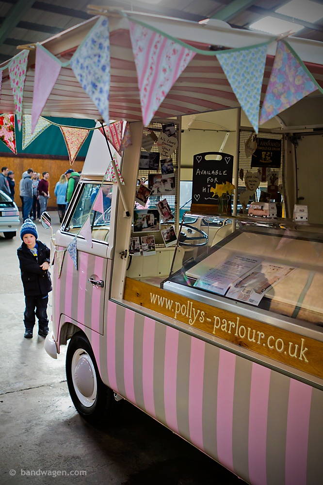 This Was Taken At Dubfreeze ~ Ice Cream Van Hire ~ Wedding Hire Http:/