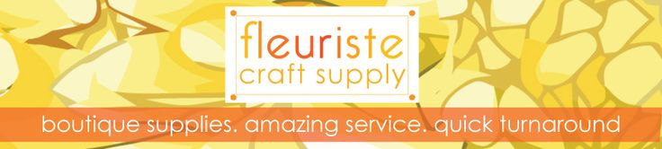 Fleuriste Craft Supply is your source for premier quality crafting supplies including foldover elastic, glitter elastic, wholesale headbands, trims, embellishments, buttons and more!