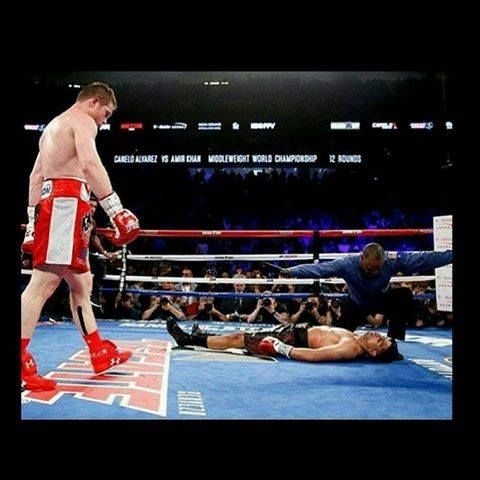 "CANELO SAYS HE WILL FIGHT AT GGG AT 160 AFTER MASSIVE KO OF AMIR KHAN By Victor O. Garcia, Real Combat Media Head Boxing Rankings Panelist Las Vegas, Nevada (May 7, 2016)— The new T-Mobile Arena hosted its first ever boxing event. Saul ""Canelo"" Alvarez (47-1-1, 32 KOs) defeated Amir Khan (31-4, 19 KOs) via …"