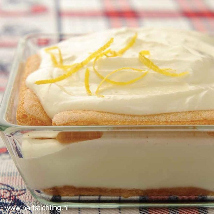 Yoghurtpudding #recept