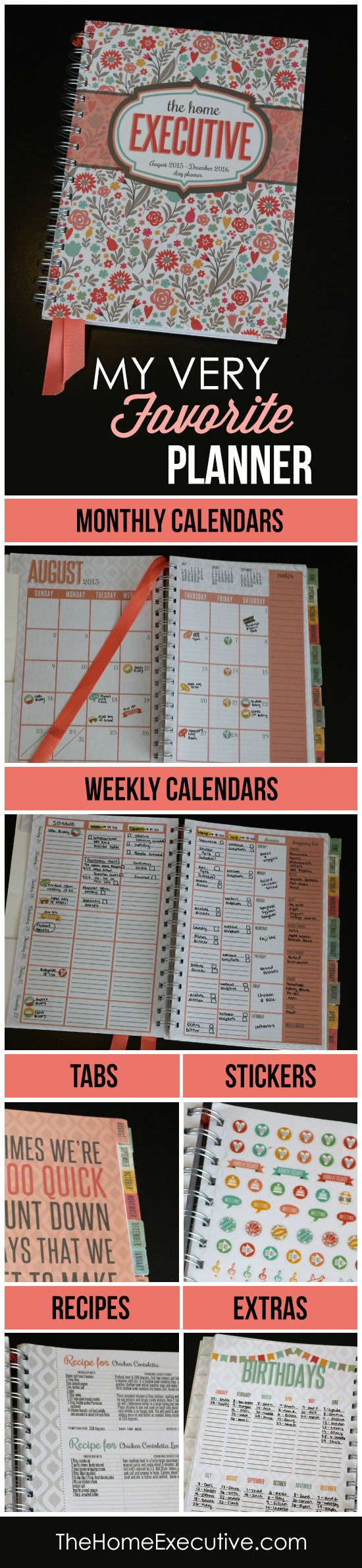 Three Year Calendar Planner : Best images about planners printables on pinterest