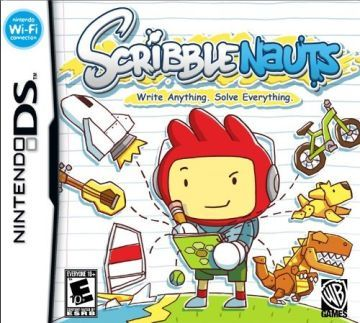Game Perspectives: Review- Scribblenauts (DS)