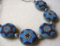 профессиональные навыки и знания пейот ожерелье бисероплетение подготовки