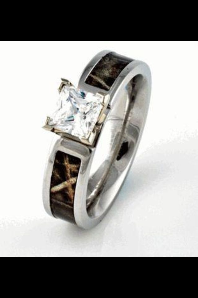 Camo engagement ring!