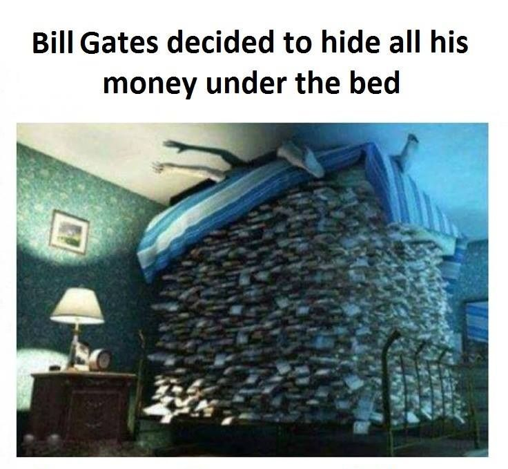 Bill Gates Decided