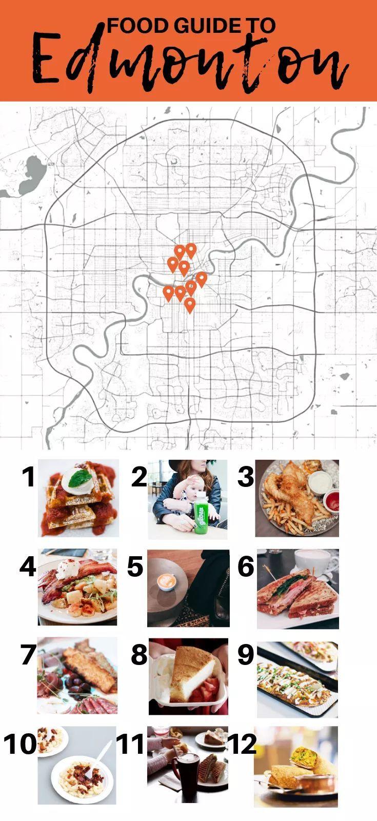 Yeg Food Guide 12 Must Try Edmonton Restaurants Downtown In 2020 Edmonton Restaurants Best Restaurants In Edmonton Food Guide