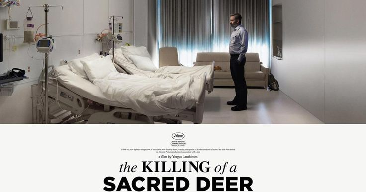 ~DOWNLOAD!! The Killing of a Sacred Deer Full Movie Streaming Online in ~HD-720p Video Quality