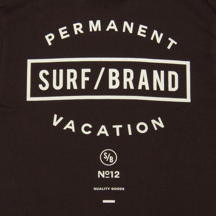"""画像4: """"VACAY""""半袖Tシャツ / SURF/BRAND"""