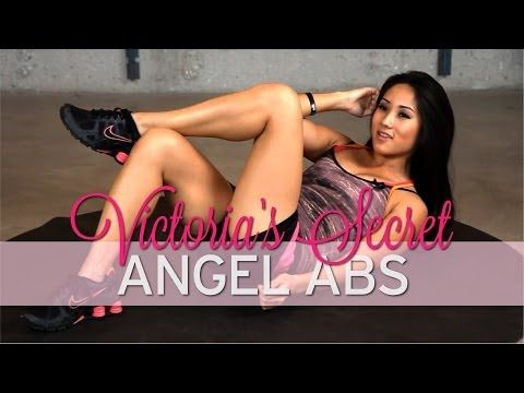 Victoria's Secret Angel Series: How to Get Abs Like a Victoria's Secret Angel Model