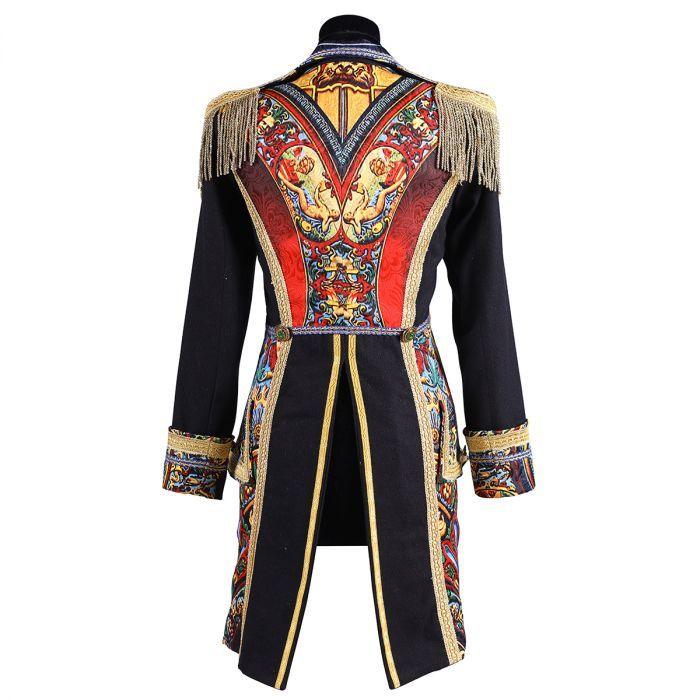 Amok Damesjas | Damesjas, Carnaval kostuums, Circus kostuum