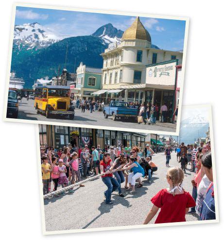 Skagway Alaska - Official Convention & Visitors Bureau