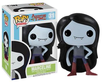 Adventure Time - Marceline Pop! Vinyl Figure by Funko - - - Popcultcha
