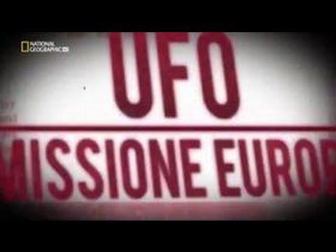 UFO Missione Europa – Avvistamento Air France