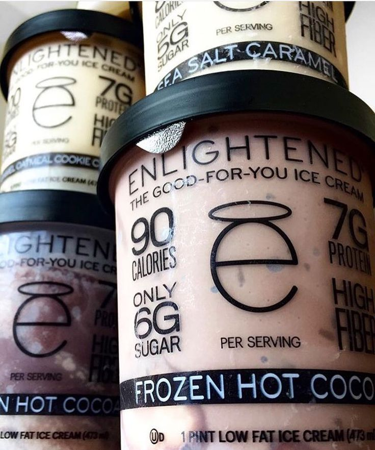 There's no better way to kick off the weekend than diving in to a pint of ENLIGHTENED ice cream!  Thanks for sharing this awesome photo @lauraelizzzzabeth  With so many yummy flavors which will you choose???