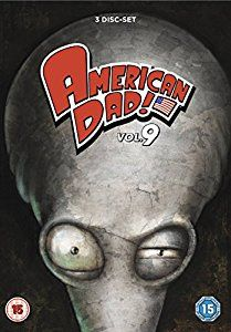 American Dad - Season 9 [DVD]: Amazon.co.uk: Seth MacFarlane, Dee Bradley Baker, Wendy Schaal, Scott Grimes, Rachael MacFarlane, Mike Barker, Curtis Armstrong, Patrick Stewart, Eddie Kaye Thomas, Daisuke Suzuki: DVD & Blu-ray