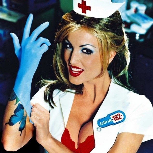srcvinyl to Reissue Blink 182 Deluxe Edition Vinyl - Enema of the State Available for Pre Order NowWithGuitars