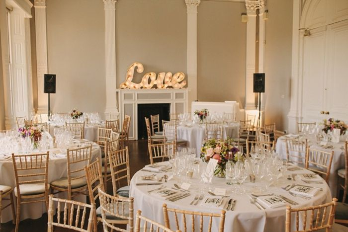 1960s-style ICA London wedding by Emilie White Photography