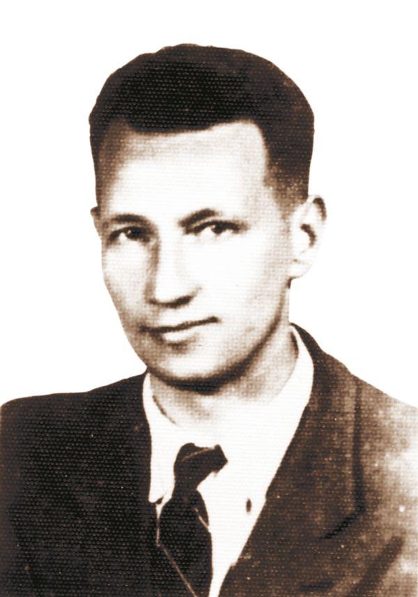 Jan Stachniuk  1905-1963