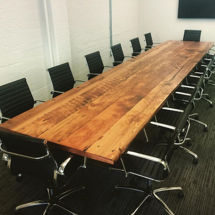 Statuswood,reclaimed Wood Furniture San Francisco , Wood Conference Ta |  Tables