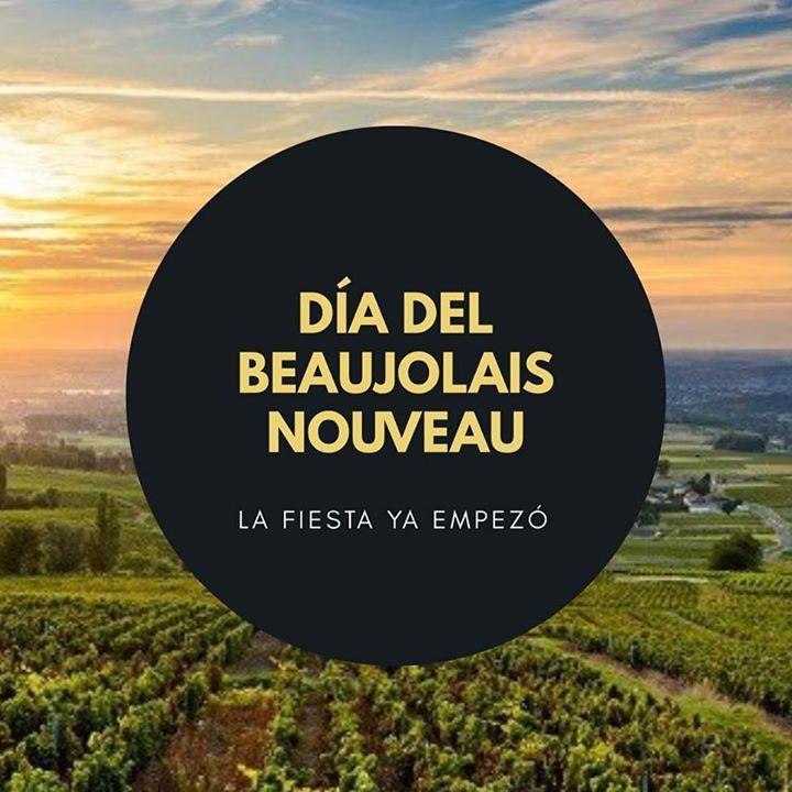 El día del #BeaujolaisNouveau se celebra a las 00:01 del tercer jueves de noviembre desde el año 1951. Es el vin de primeur más famoso del mundo y se celebra con fuegos artificiales y fiestas en todo mundo!  www.thewineschool.cl