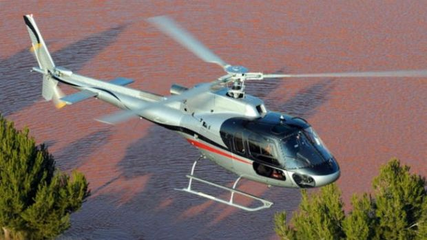 Around 550 H125 (AS350 B3e) series are currently in service worldwide, and are mainly used for high performance tasks in high and hot conditions . The H125 is the high performance of Airbus Helicopters member of the single-engine Ecureuil family / AStar. It is equipped with a turboshaft engine Turbomeca Arriel 2D with triple control upgrade the engine through a dual channel FADEC (Full Authority Digital Engine Control) unit, plus a third independent backup channel.