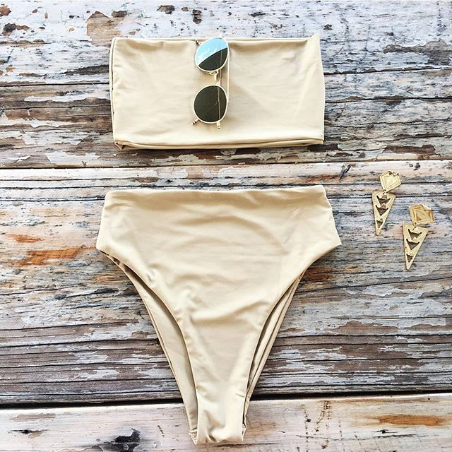 Mura gals, these newbies are coming in HOT! We're LIVING for the Paradise Bikini (Light Khaki). Plus, you can get 30% OFF for Aus Day using our DISCOUNT CODE AUSDAY www.muraboutique.com.au #muraboutique #swimwear #summer