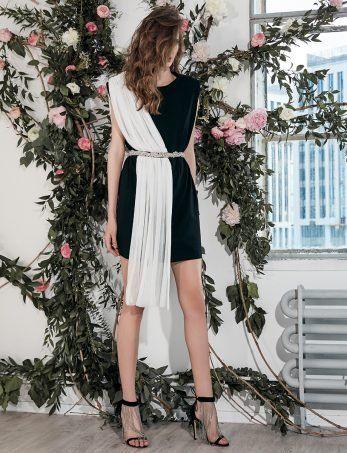 MANURĺ | Sporty Rossy Dress